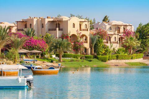 El Gouna, Egypten